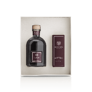 Coffret cadeau Rosso Nobile 250 ml + Crème pour les mains 50 ml