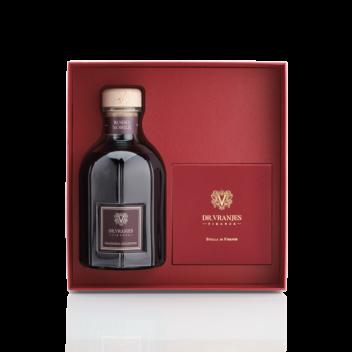 Coffret-Cadeau Diffuseur de 500 ml avec Bâtonnets et Set Décor