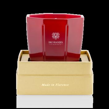 Coffret-Cadeau Bougie Tourmaline Rosso Nobile 200g - Édition de Noël
